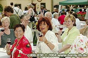 Weinfest mit Weinprobe am Mittelrhein zwischen Koblenz und Wiesbaden